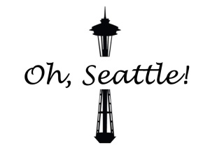Oh, Seattle Logo